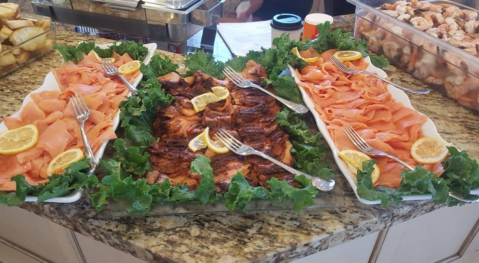 Seafood Caterers on the Outer Banks
