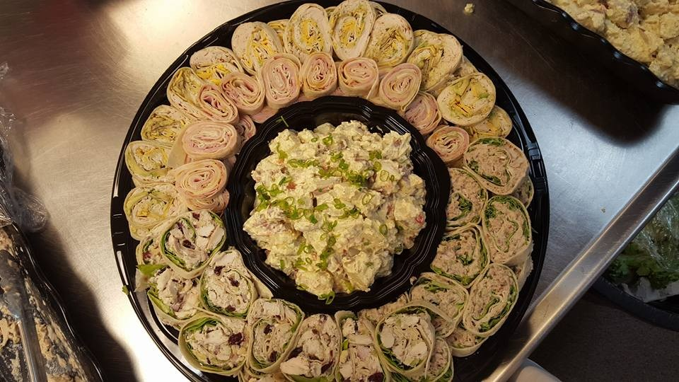 Party Platters for your next Outer Banks Catering Event