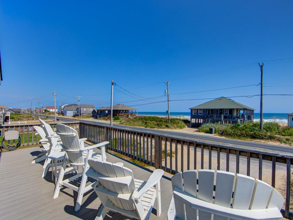 Front Porch / Oceanview / Kitty Hawk Rental