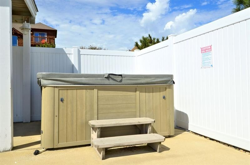 Outer Banks Hot Tub Rental in Corolla