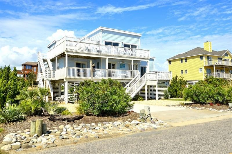 Outrageous Beach Xperience Corolla Vacation Rental Home