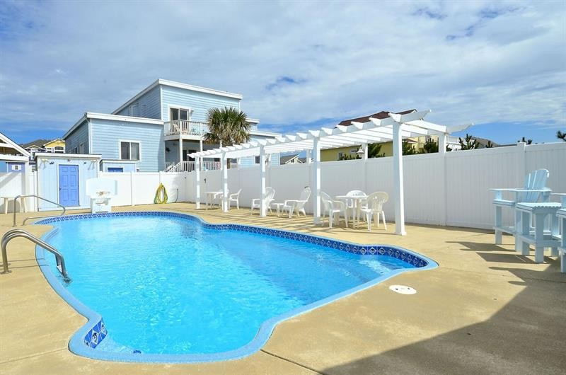Private Pool Rental on the Outer Banks