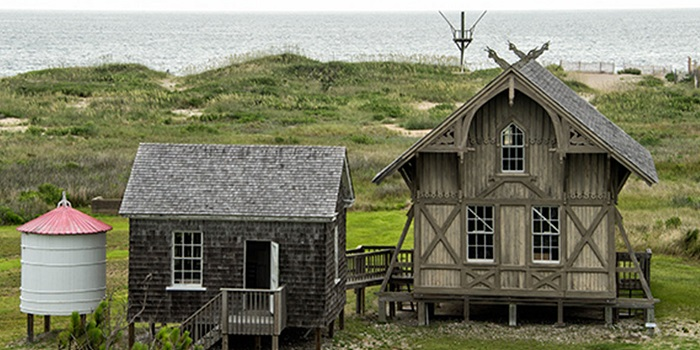 Chicamacomico Lifesaving Station in Rodanthe, NC