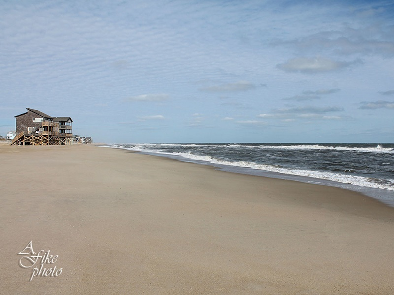 Rodanthe, NC Beach Walks to calm the soul